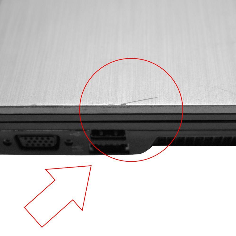 Notebook Dell E6410 Intel Core I5 2.4ghz 4gb Ddr3 SEM HD - usado