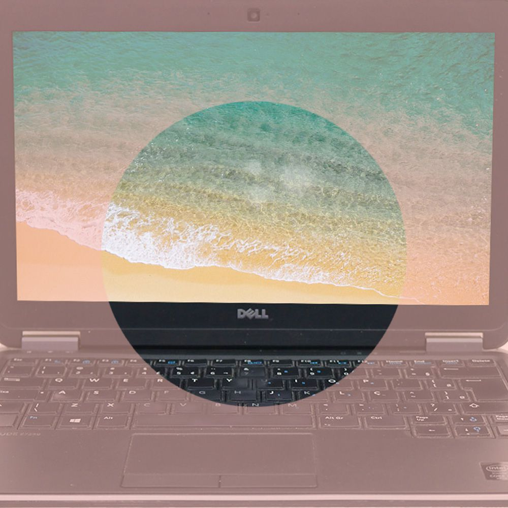 Notebook Dell  E7240 Latitude i5 8gb SEM HD - Usado