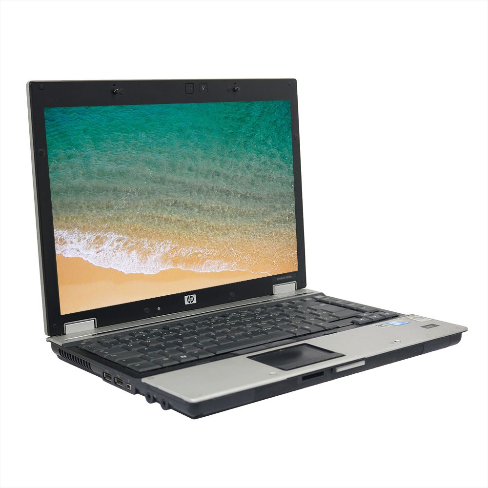Notebook HP EliteBook 6930P Core2Duo 4gb 120gb - Usado