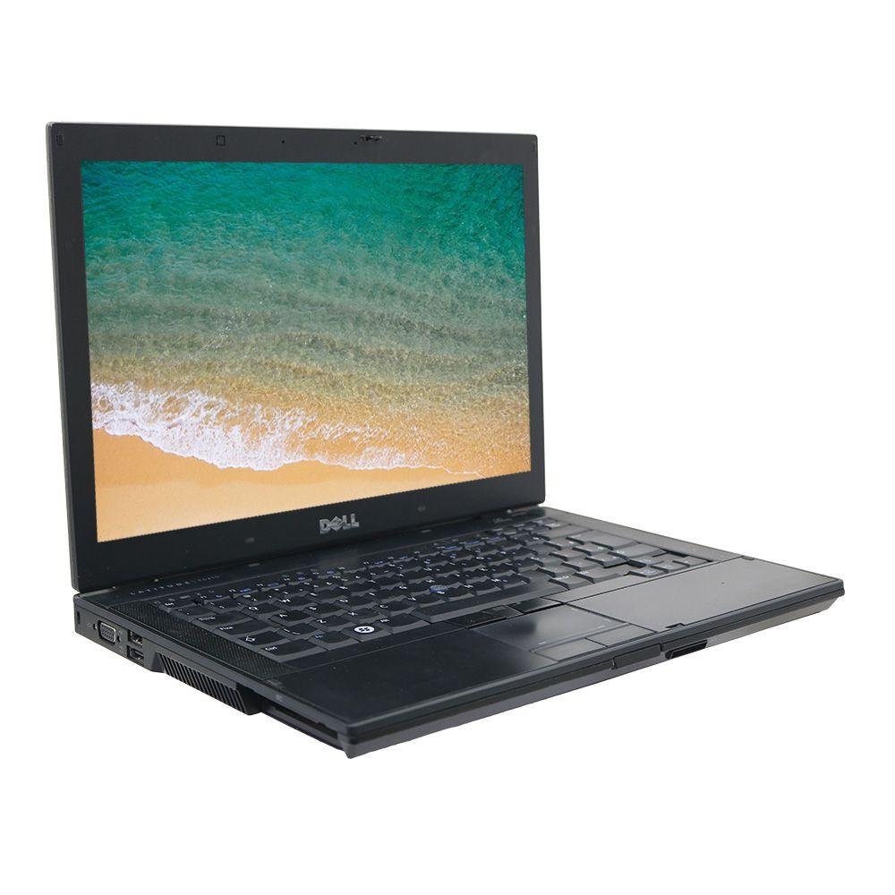 Notebook Dell Latitude E6410 I5 4gb 160gb - Usado