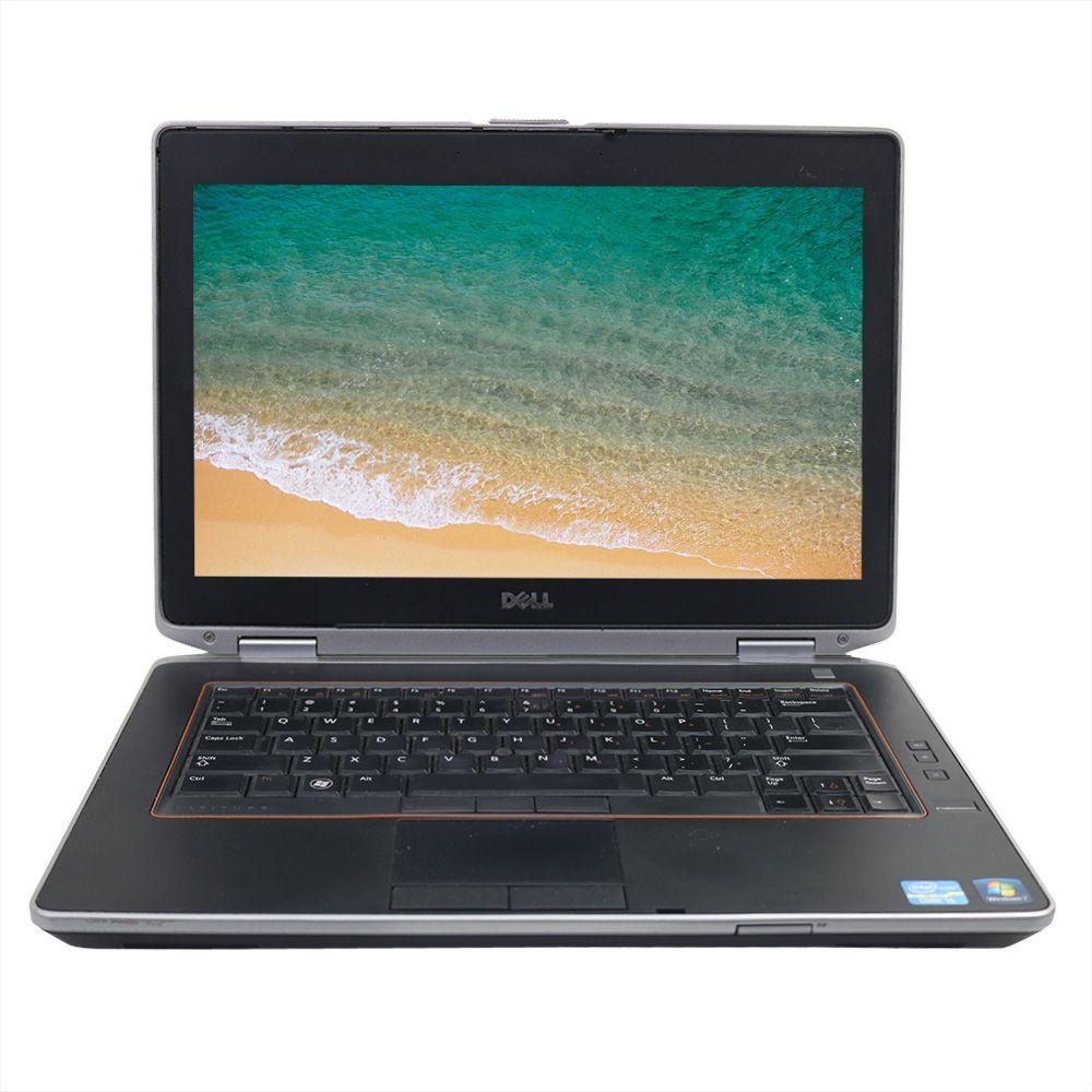 Notebook Dell Latitude E6420 I5 4gb 320gb - Usado