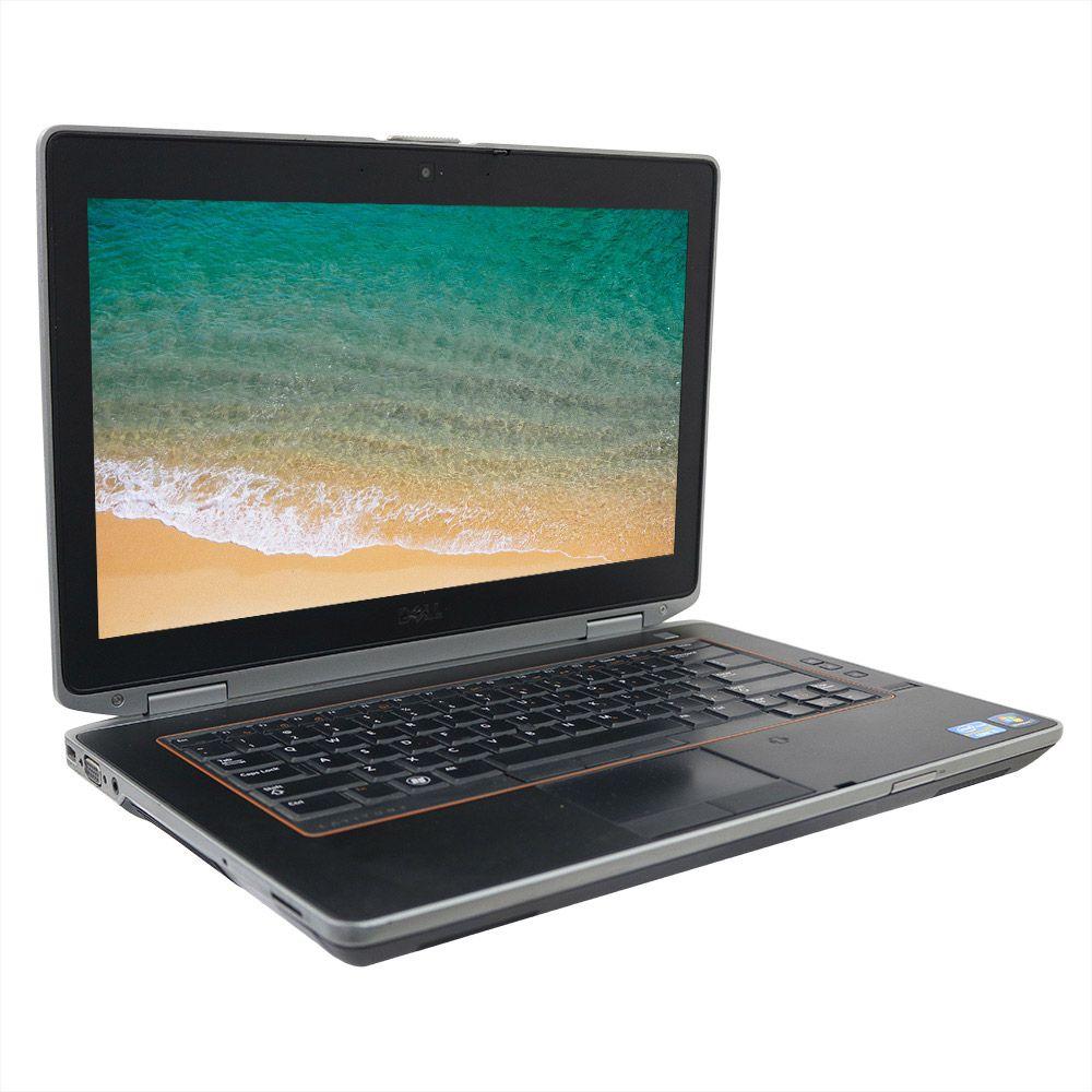Notebook Dell Latitude E6420 i5 8gb 240gb Ssd - Usado