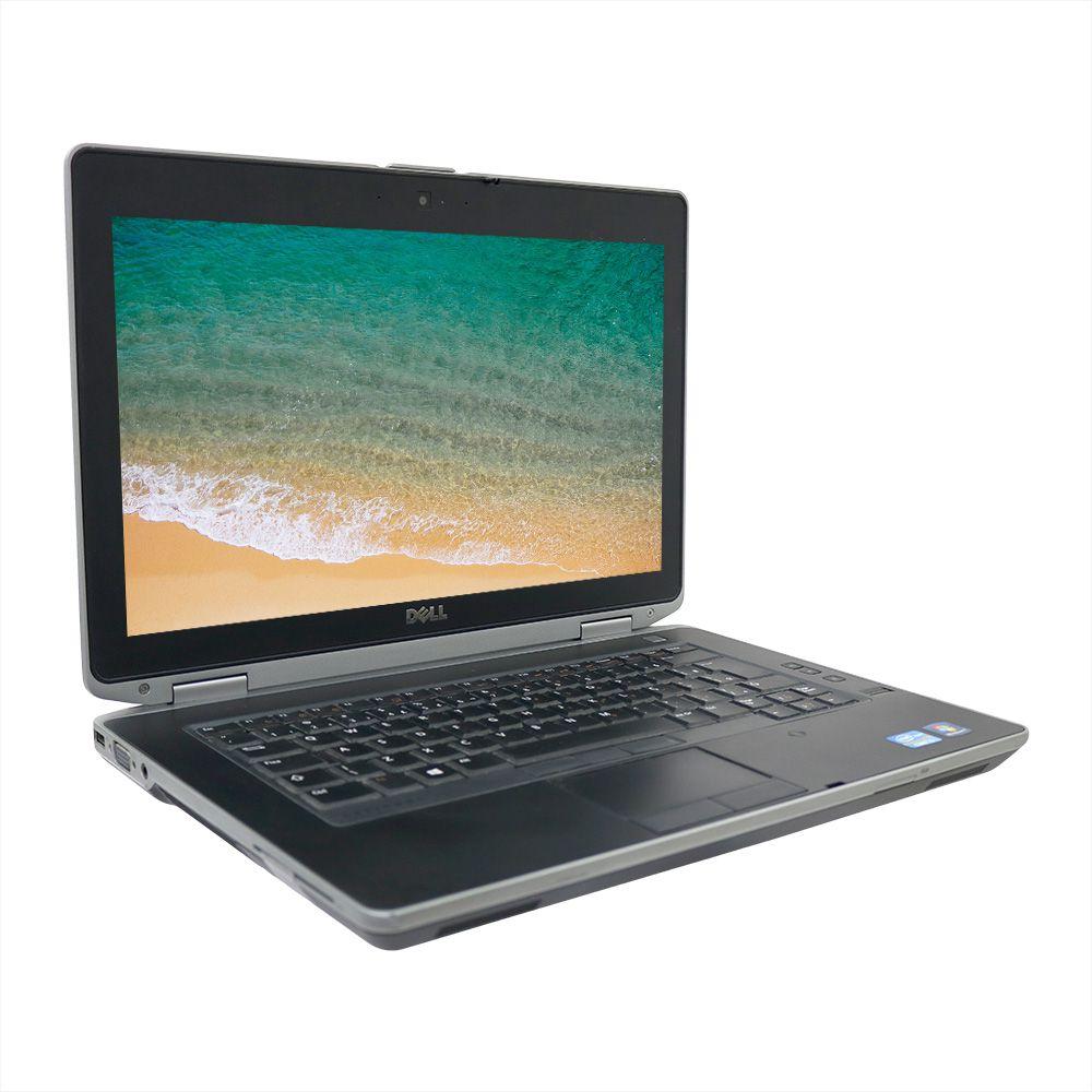 Notebook Dell Latitude E6430 I5 4gb 120gb Ssd - Usado