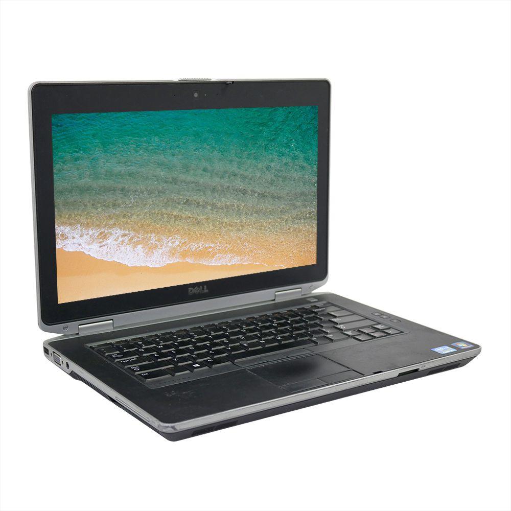 Notebook Dell Latitude E6430 I5 4gb 250gb - Usado