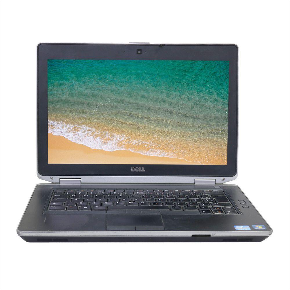 Notebook Dell Latitude E6430 I5 8gb 240gb Ssd - Usado
