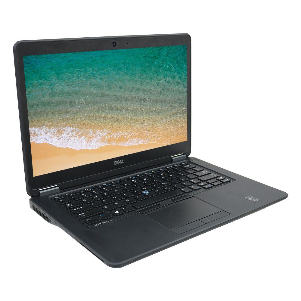 Notebook Dell Latitude E7450 i5 5300 16gb 512gb Ssd - Usado