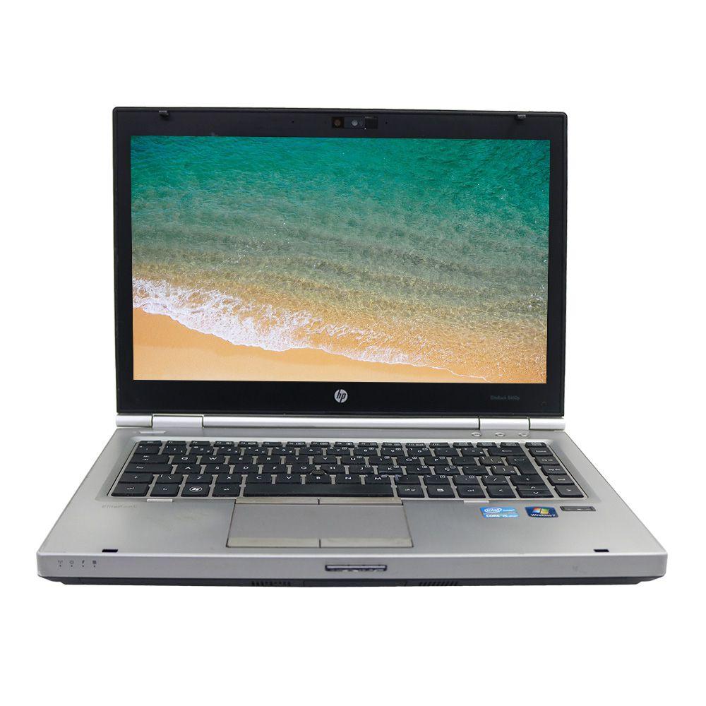 Notebook HP 8460P EliteBook i5 4gb 320gb - Usado