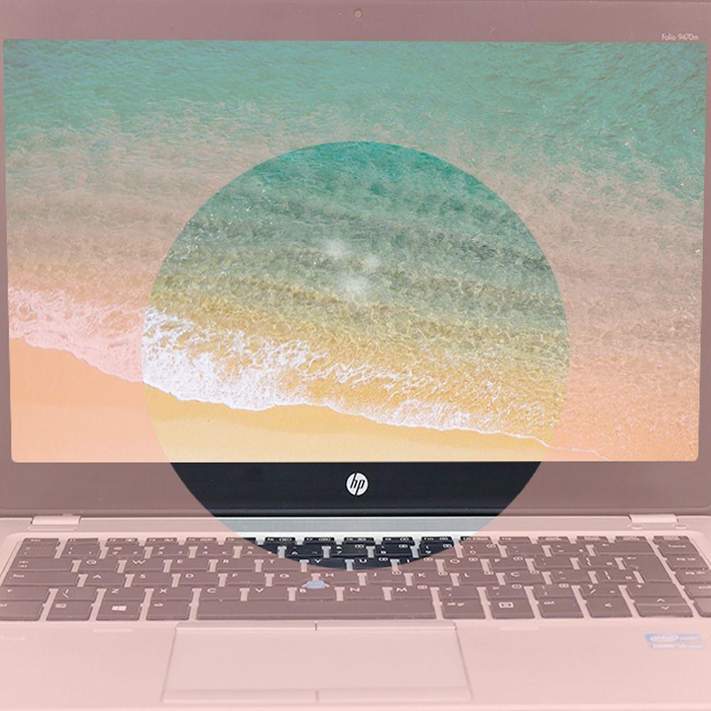 Notebook EliteBook Folio 9470M i5 4gb 120gb Ssd - Usado