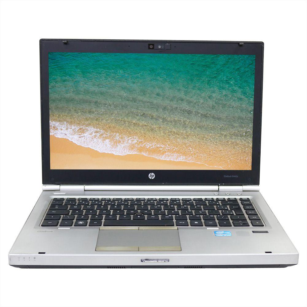 Notebook Elitebook HP 8460P i5 4gb 320gb - Usado