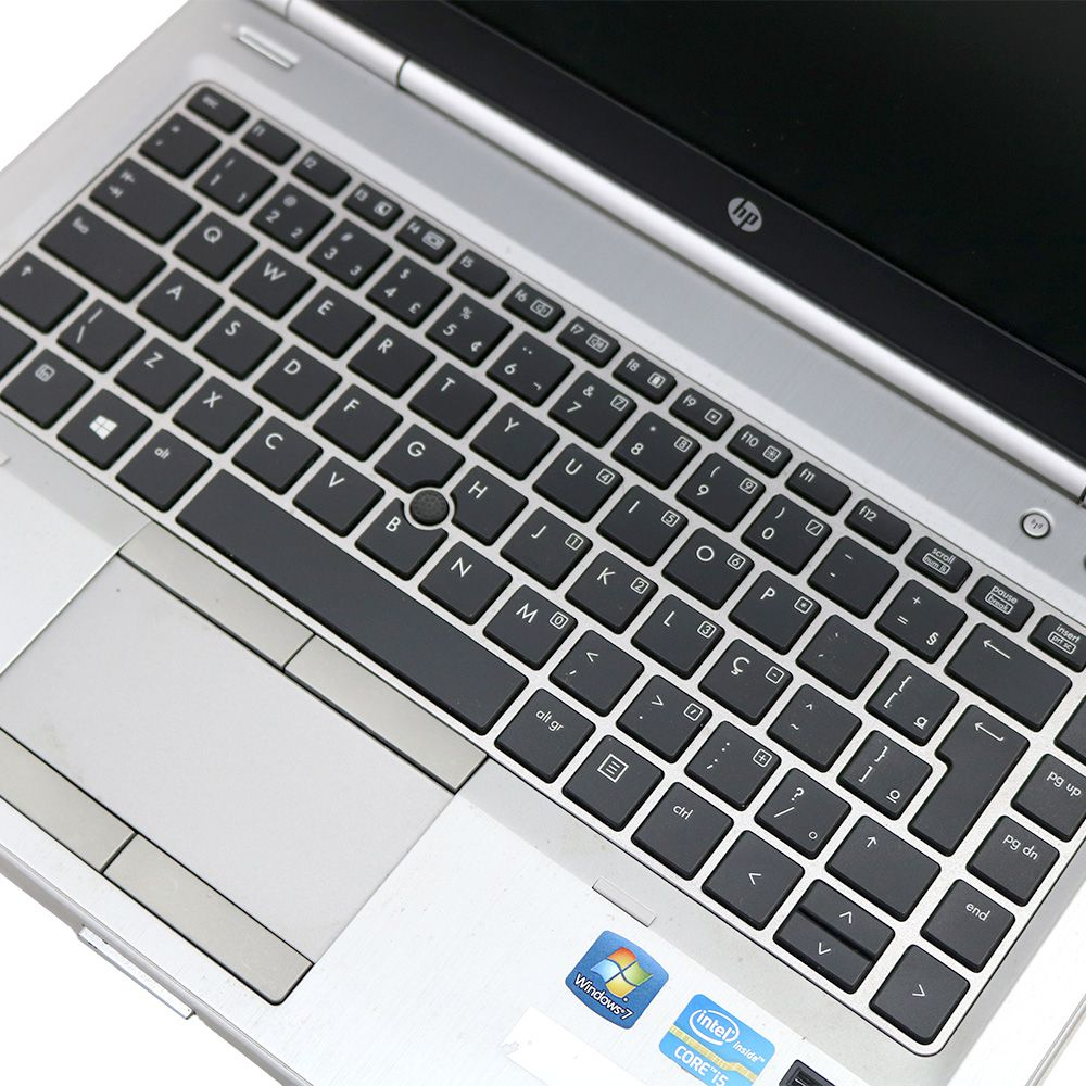Notebook EliteBook HP 8470P i5 4gb SEM HD - Usado