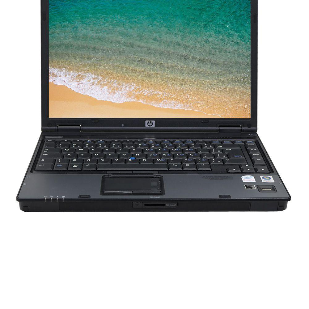 Notebook Hp 6910p EliteBook Core2Duo  4gb 320gb - Usado