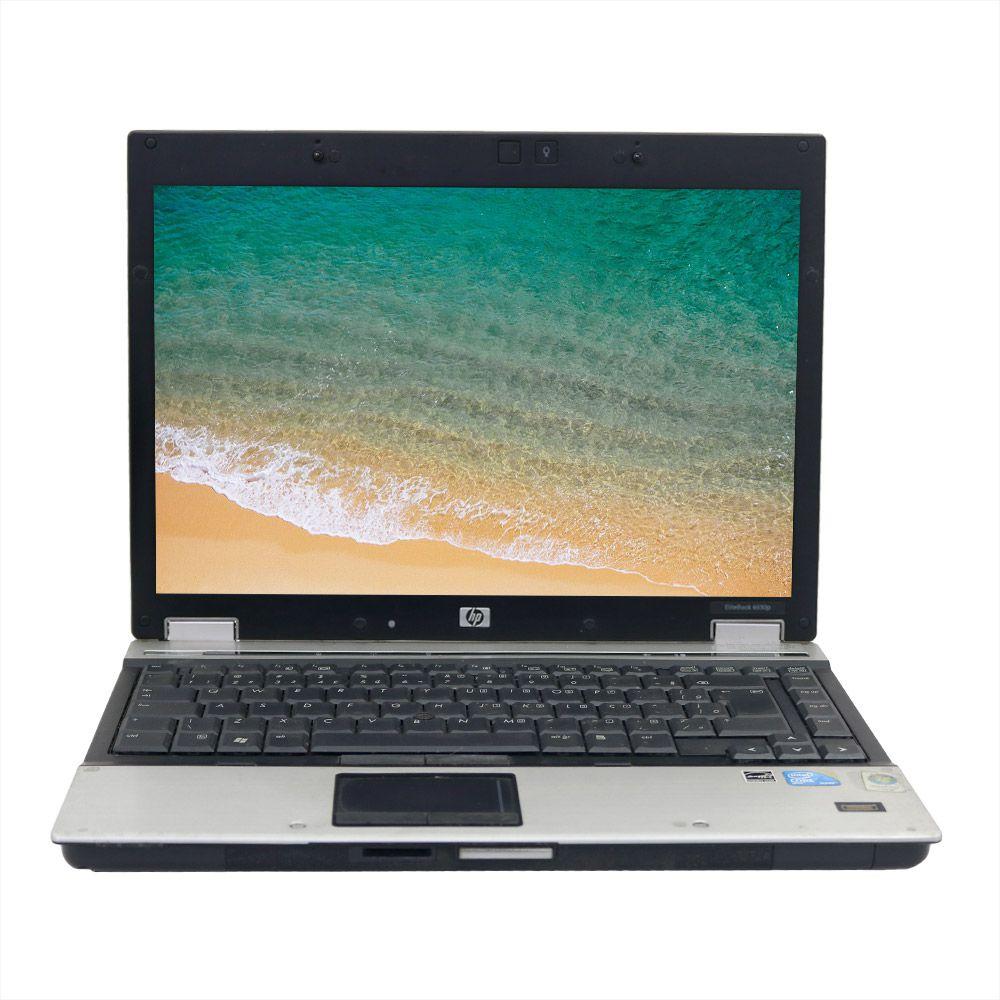 Notebook HP 6930P Elitebook Core2duo 4gb 80gb - Usado