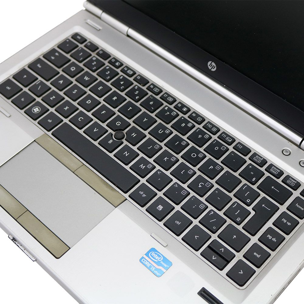 Notebook  HP 8460 Elitebook i5 4gb 250gb - Usado