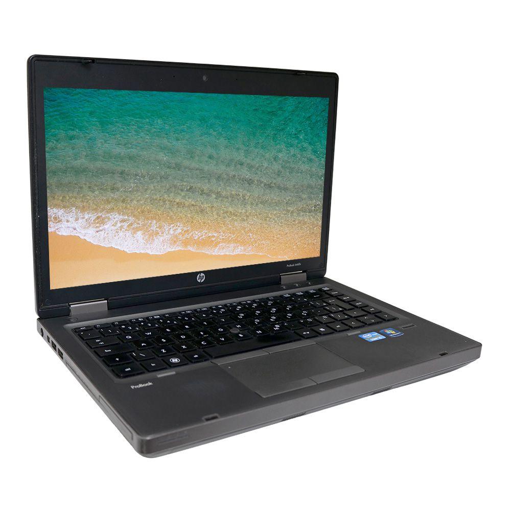 Notebook HP E6460B EliteBook i5 4gb SEM HD - Usado