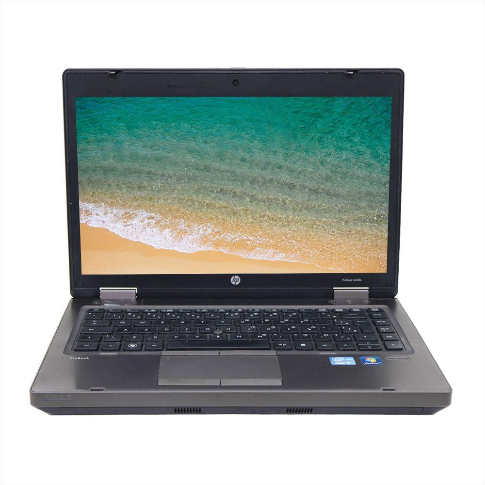 Notebook HP E6460B ProBook i5 4gb 320gb - Usado