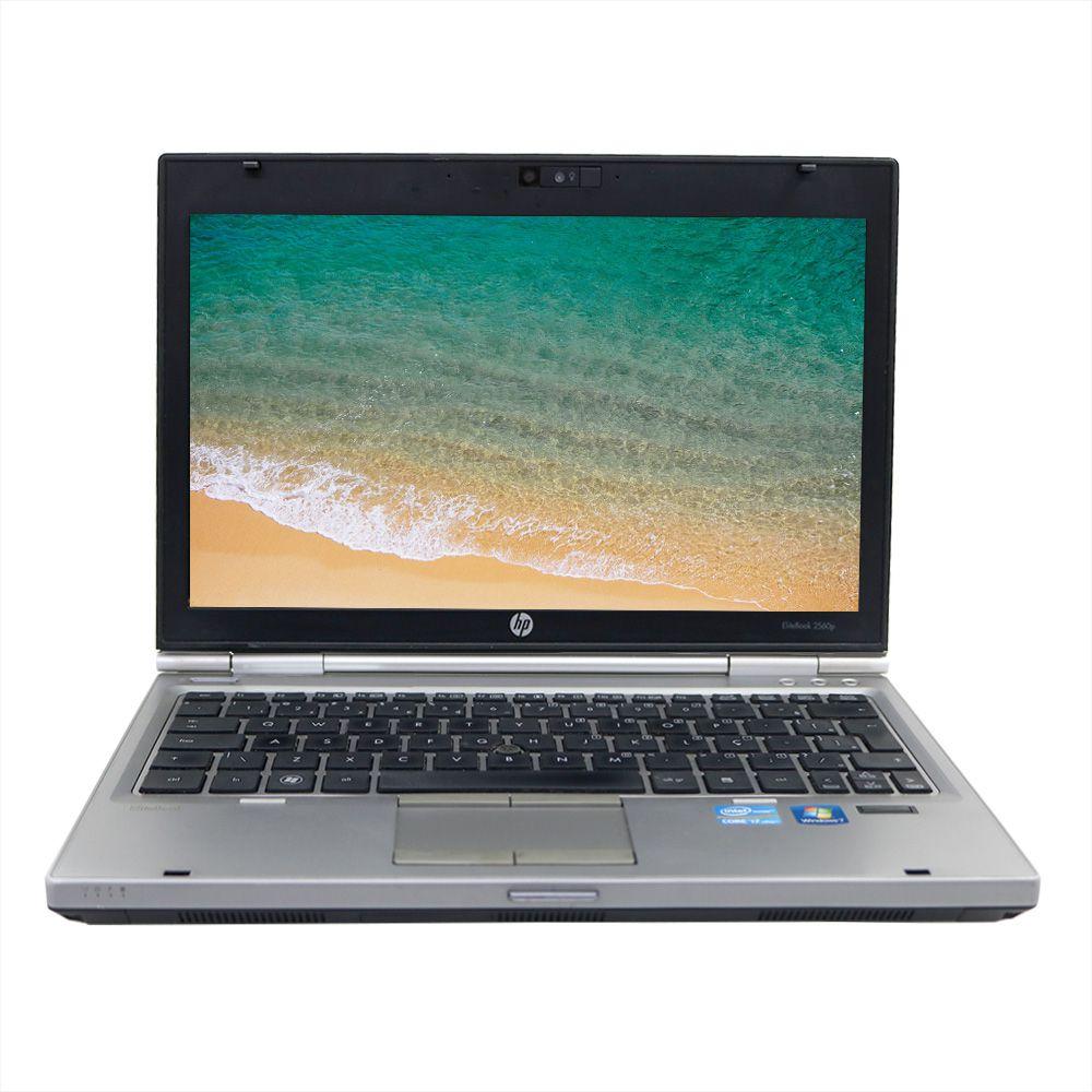 Notebook HP EliteBook 2560P i7 8gb 240gb Ssd - Usado