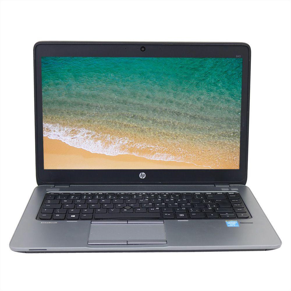 Notebook HP 840G1 EliteBook i5 4gb 500gb - Usado