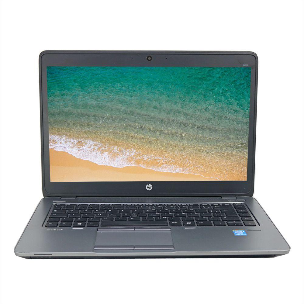 Notebook HP EliteBook 840G2 i5 8gb 240gb Ssd - V.I