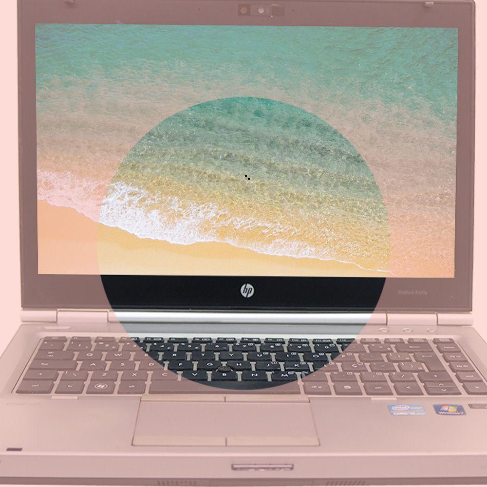 Notebook  HP Elitebook 8460p i5 4gb 250gb - Usado