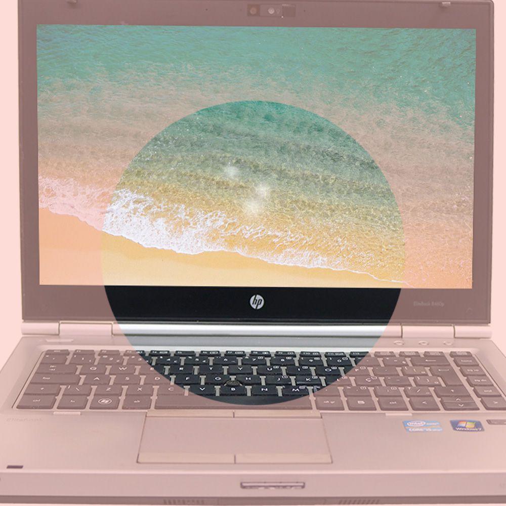 Notebook  HP Elitebook 8460p i5 4gb 320gb - Usado