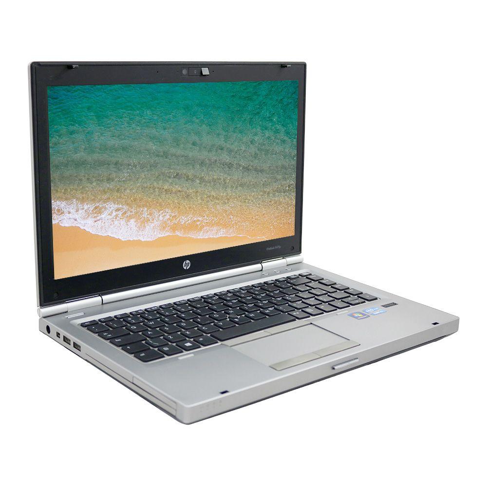 Notebook HP Elitebook 8470p i5 4gb 160gb - Usado