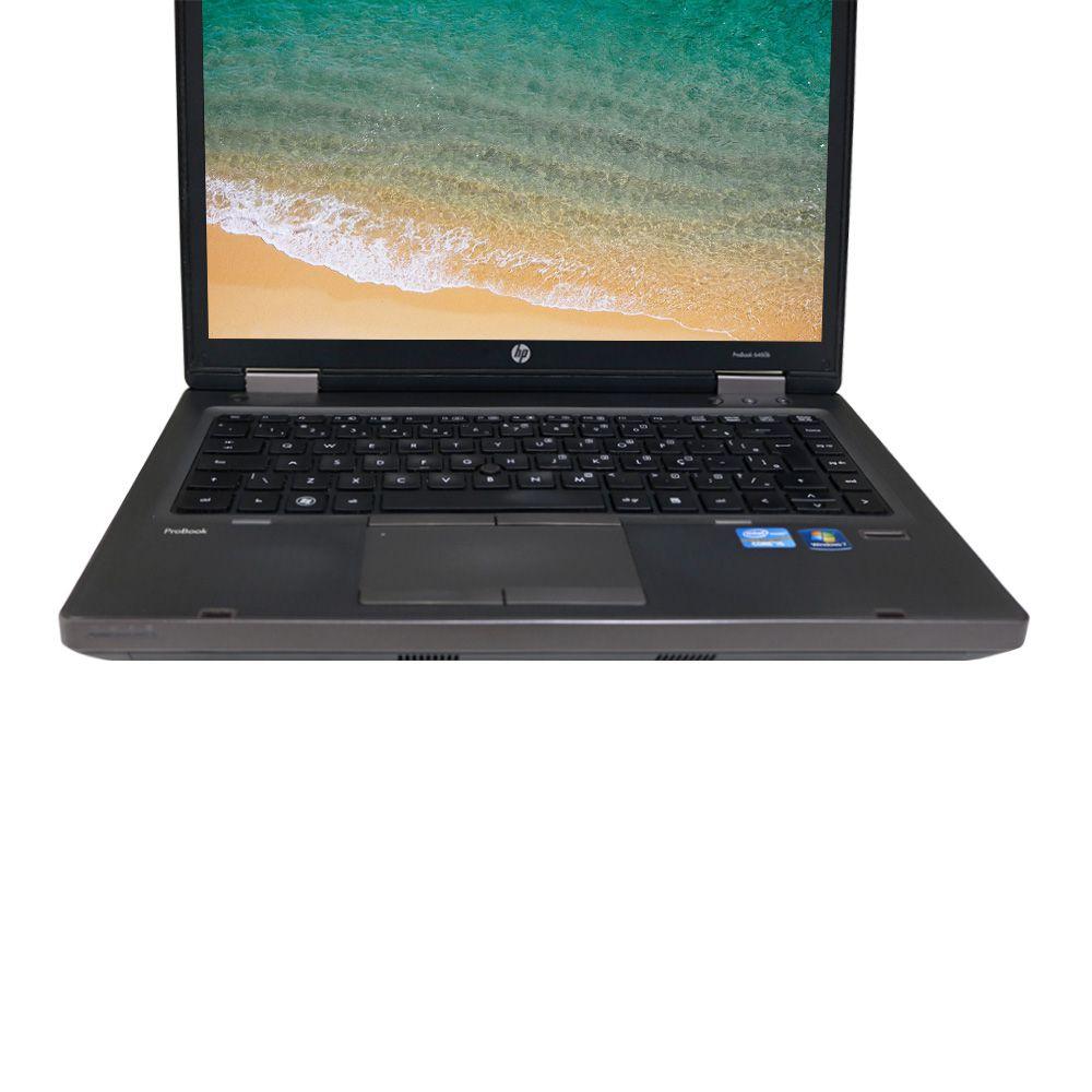 Notebook HP E6460B ProBook i5 8gb 240gb Ssd - Usado