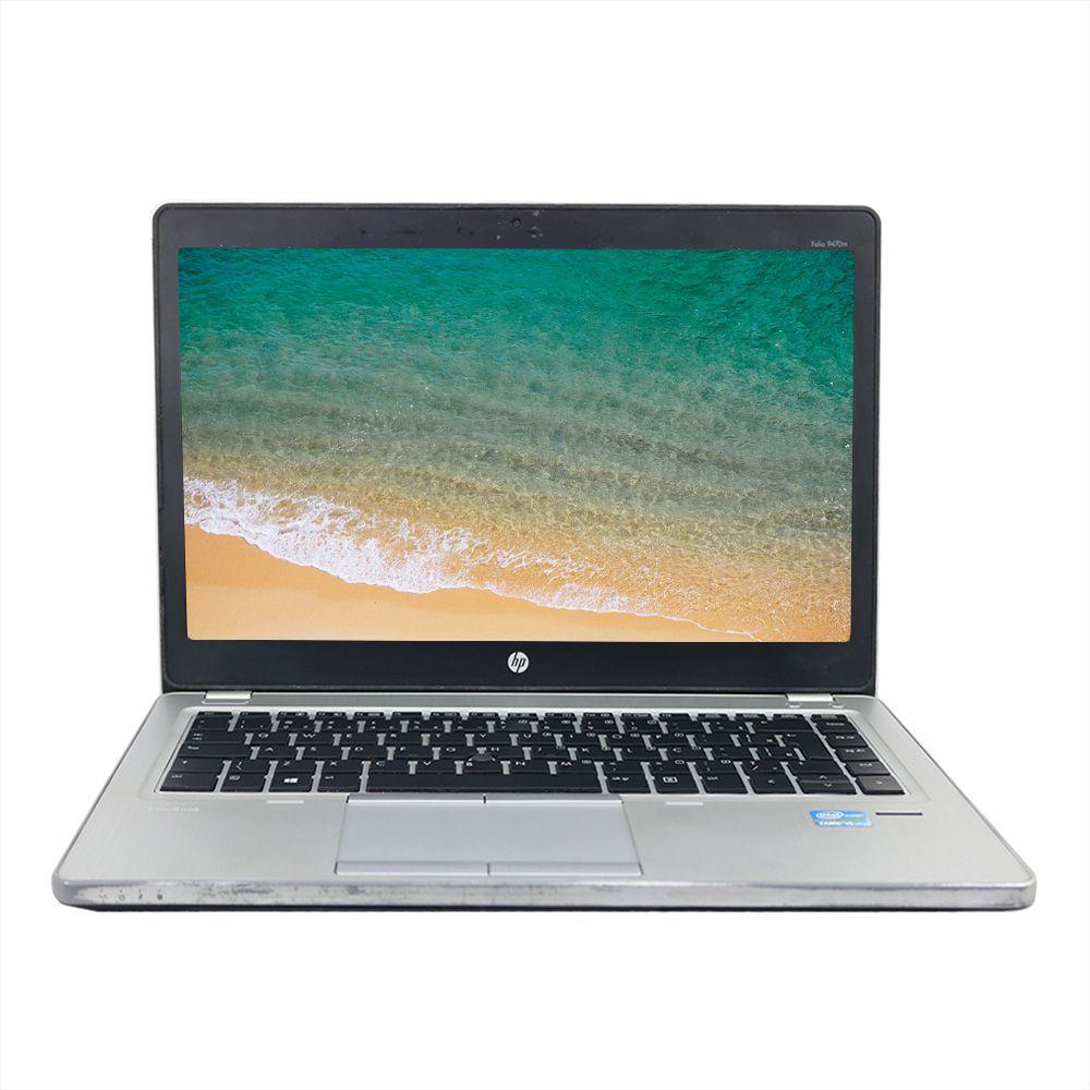 Notebook HP Folio 9470M i5 4gb 120gb Ssd - Usado