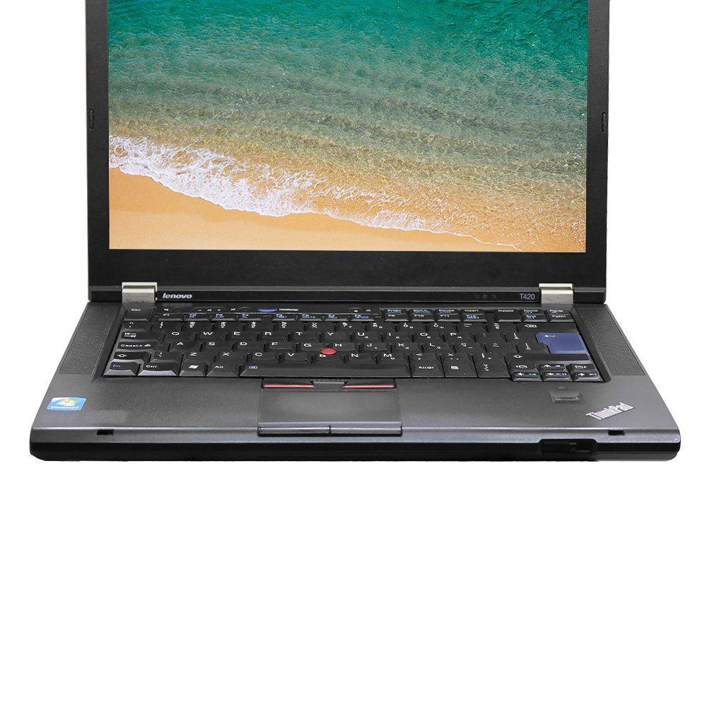 Notebook Lenovo ThinkPad T420 i5 4gb 128gb Ssd - Usado