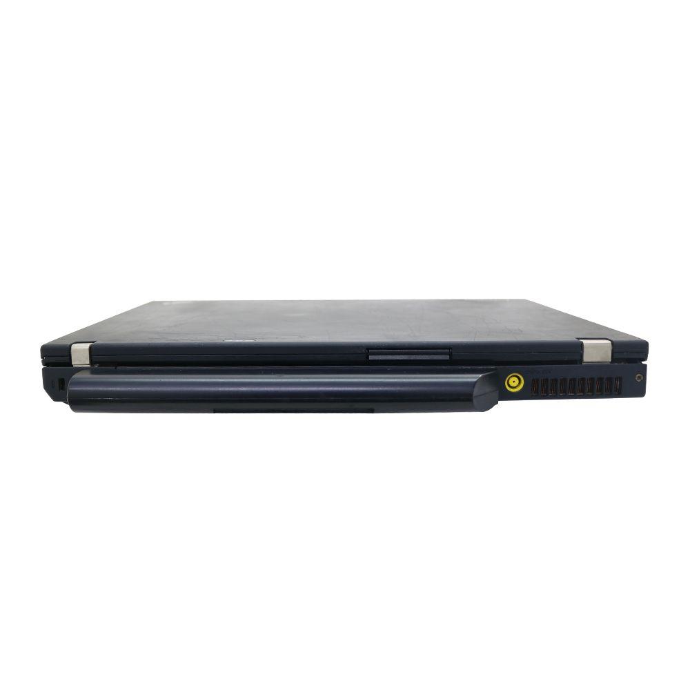 Notebook Lenovo Thinkpad T400 Core2duo 2gb Sem Hd - Usado