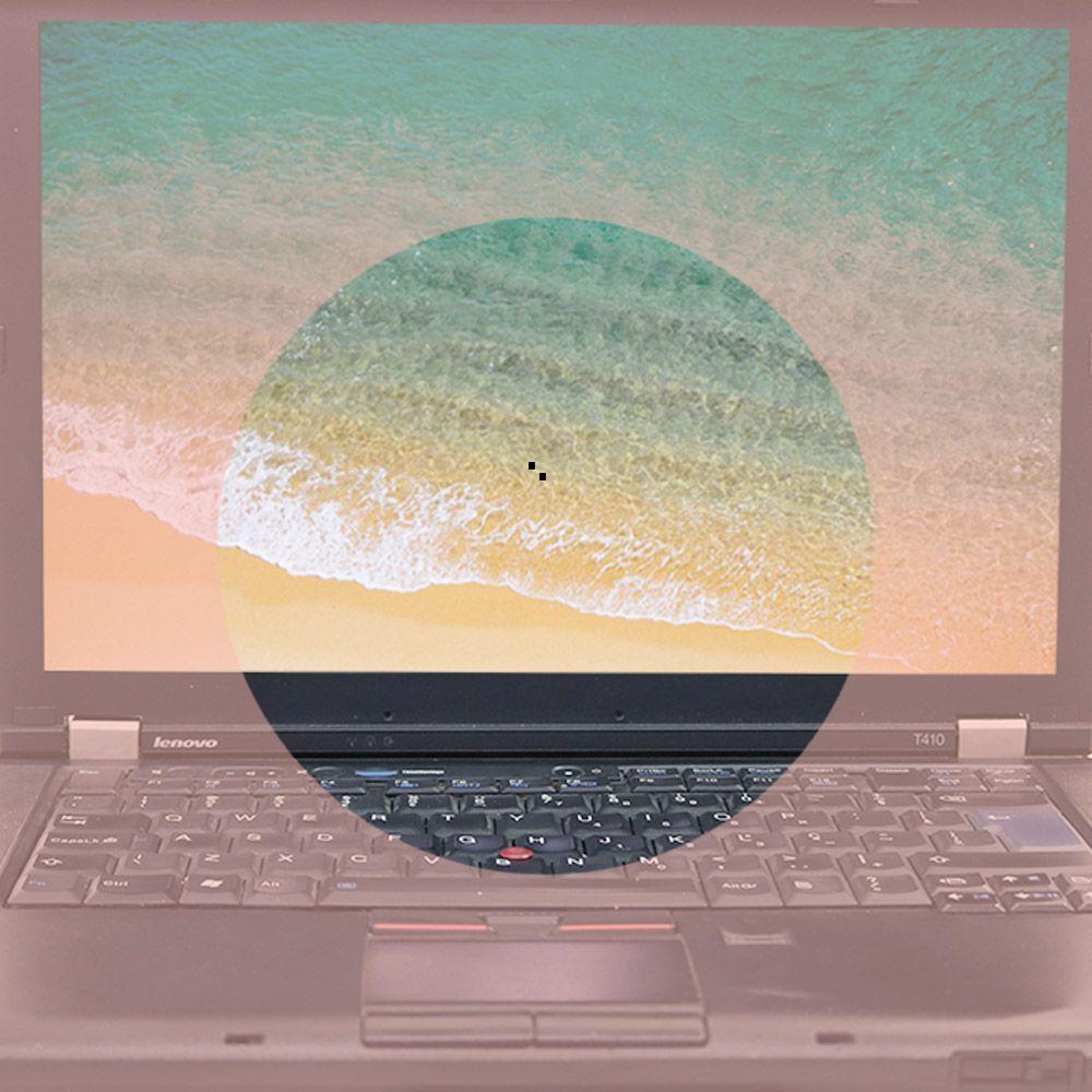 Notebook Lenovo ThinkPad T410 i5 4gb 120gb  - Usado
