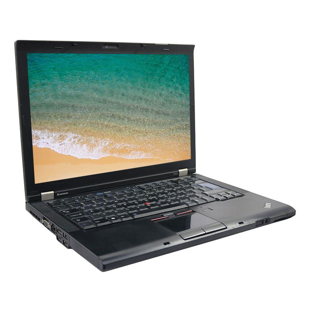 Notebook Lenovo ThinkPad T410 i5 4gb 250gb  - Usado