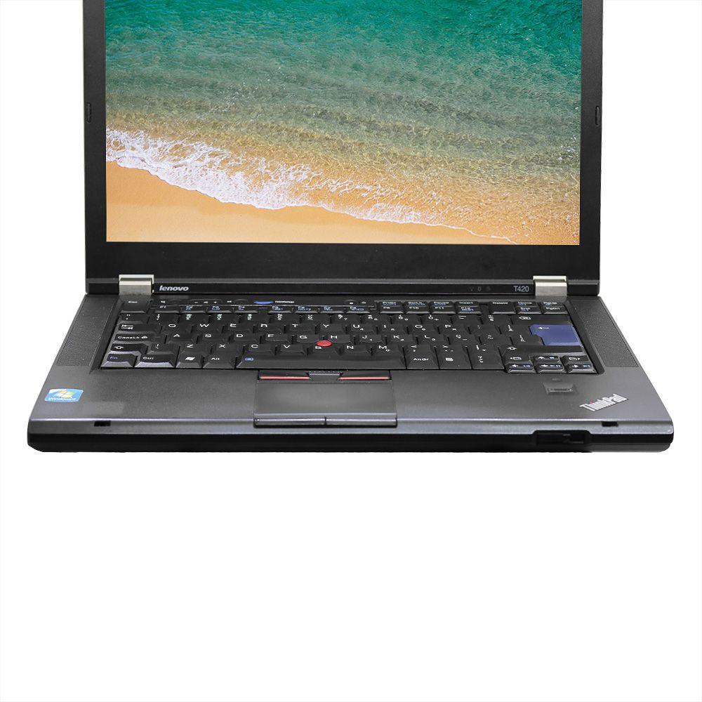 Notebook Lenovo ThinkPad T420 I5 4gb 120gb - Usado