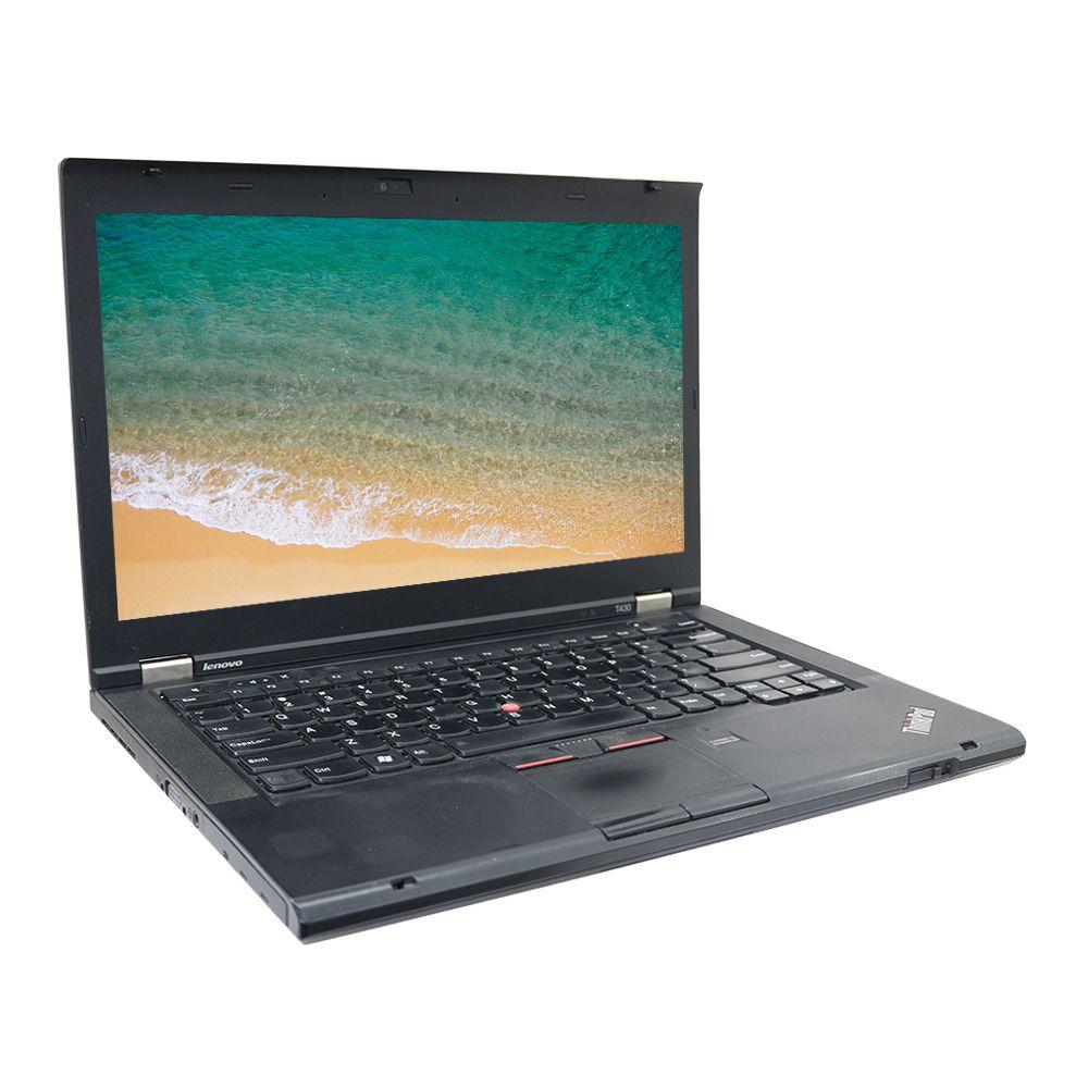 Notebook Lenovo ThinkPad T430 i5 4gb SEM HD - Usado
