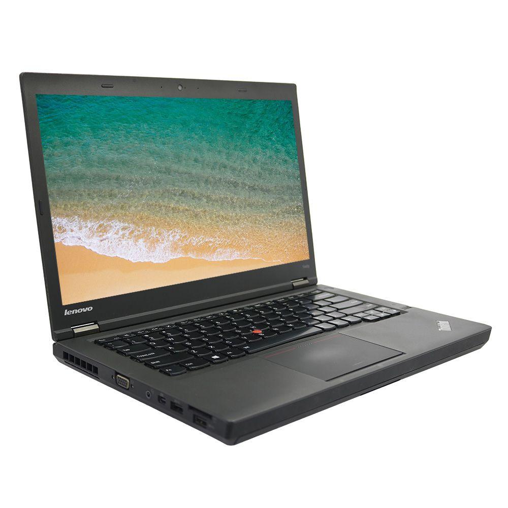 Notebook Lenovo Thinkpad T440 I5 4gb SEM HD - Usado