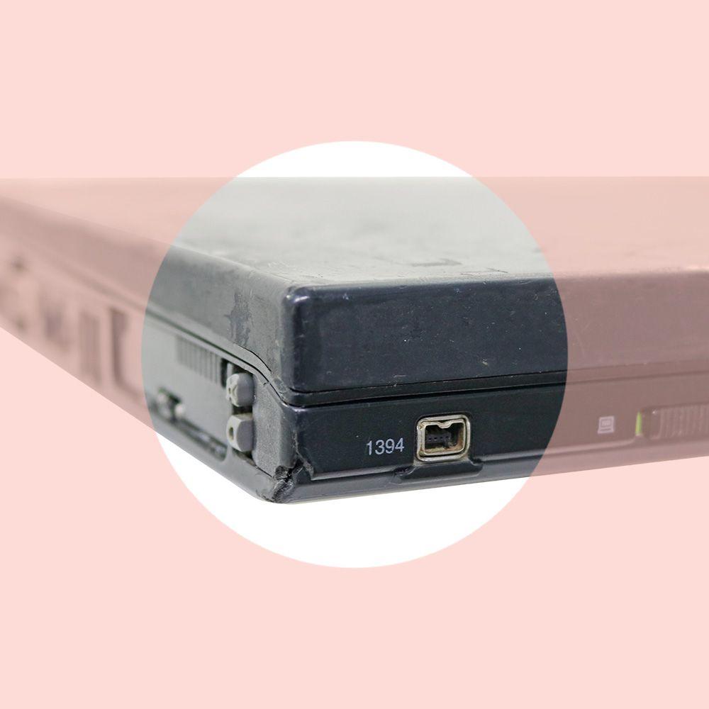 Notebook Lenovo Thinkpad T61 Core 2 Duo 2gb SEM HD - Usado