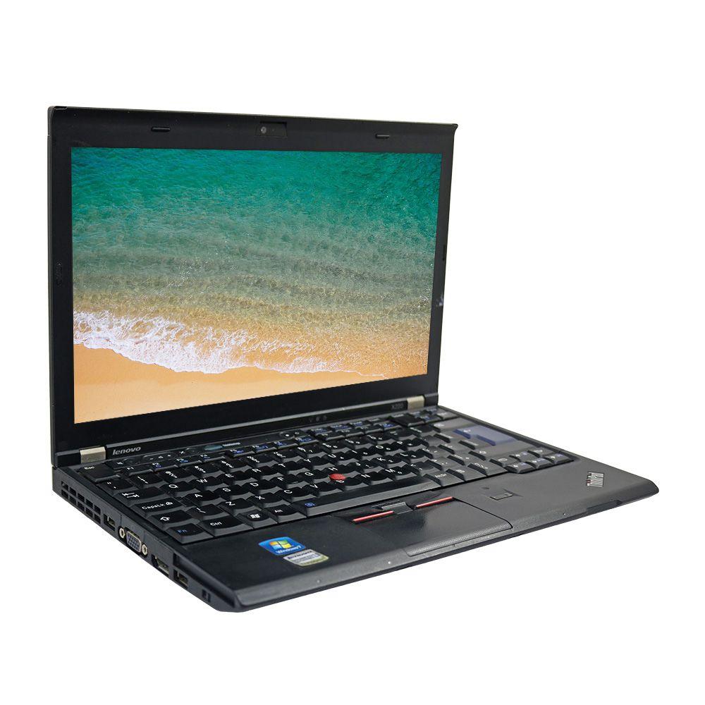 Notebook Lenovo Thinkpad X220 i5 4gb 240gb Ssd - Usado