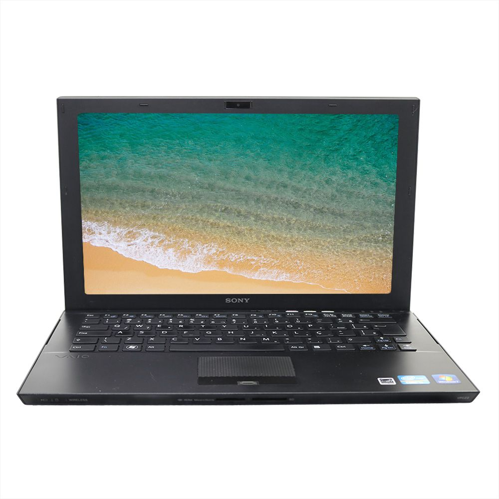 Notebook Sony Vaio VPCZ215GB i5 6gb 120gb Ssd - Usado