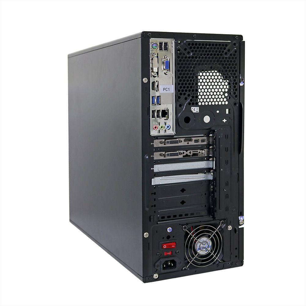 PC Gamer ThermalTake i7 8gb 120gb Ssd - Usado
