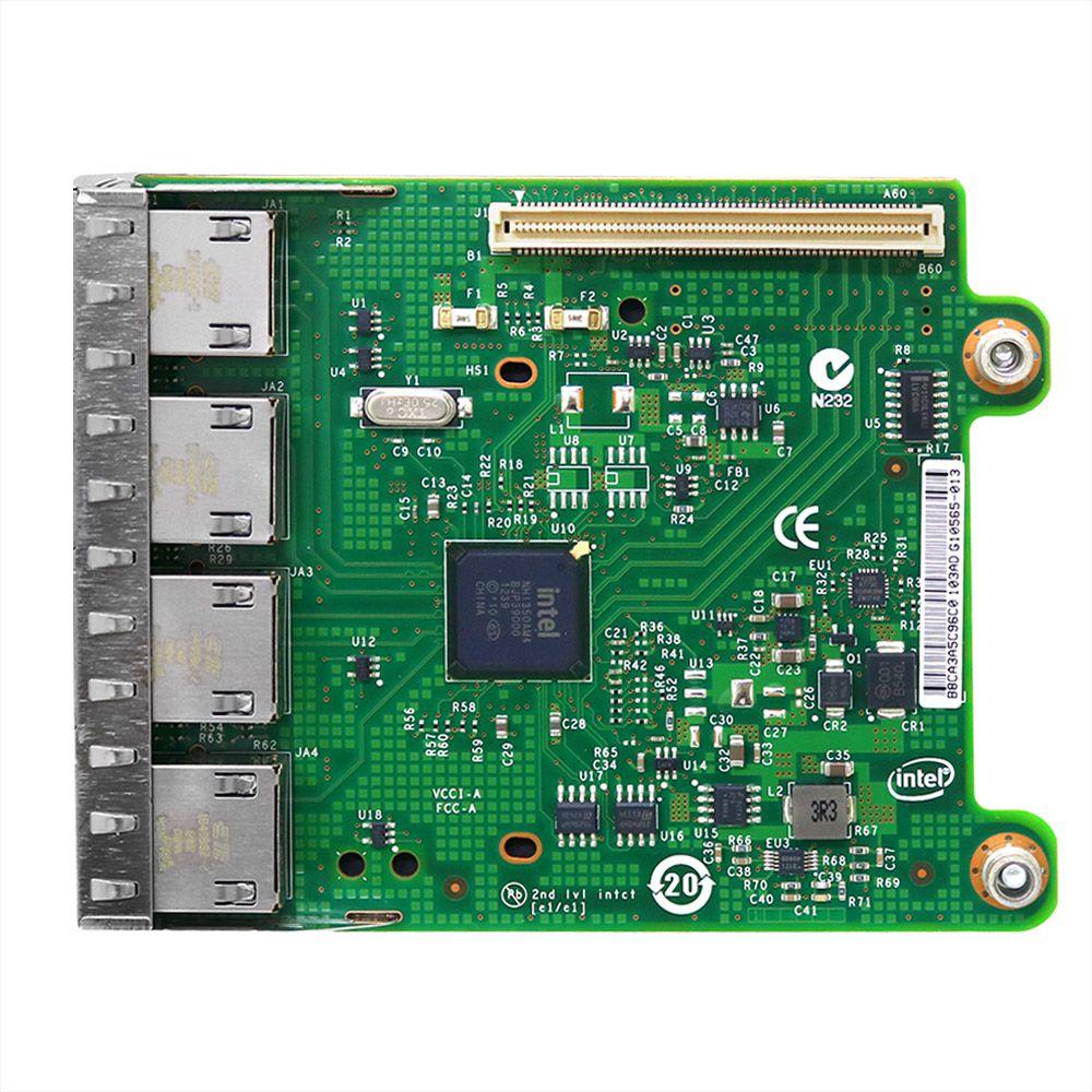 Placa de Rede para Servidores R620 R720 R820 0R1XFC - Usado