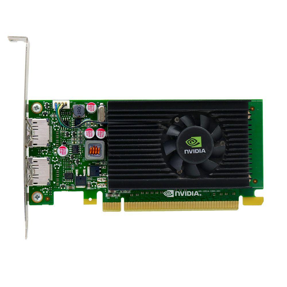 Placa de Vídeo NVS 310 High Profile - Usado