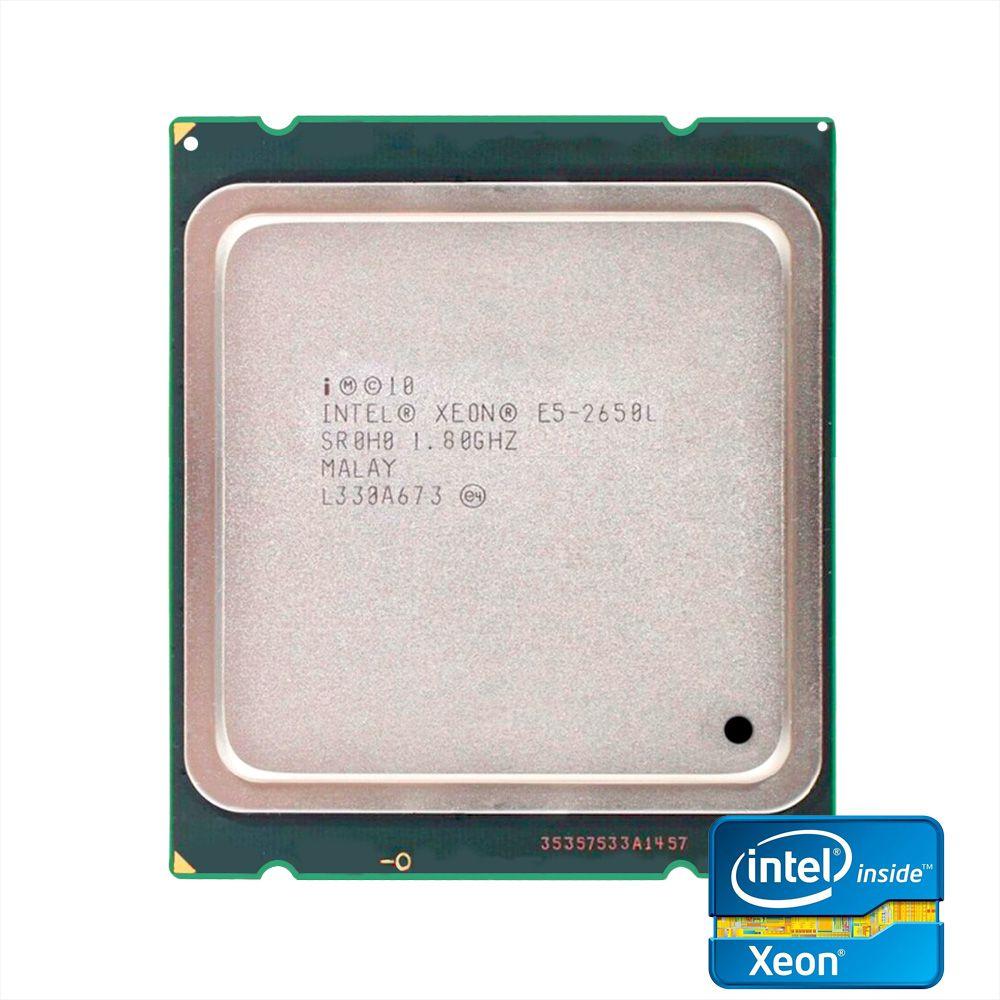 Processador Intel Xeon E5-2650L - Usado