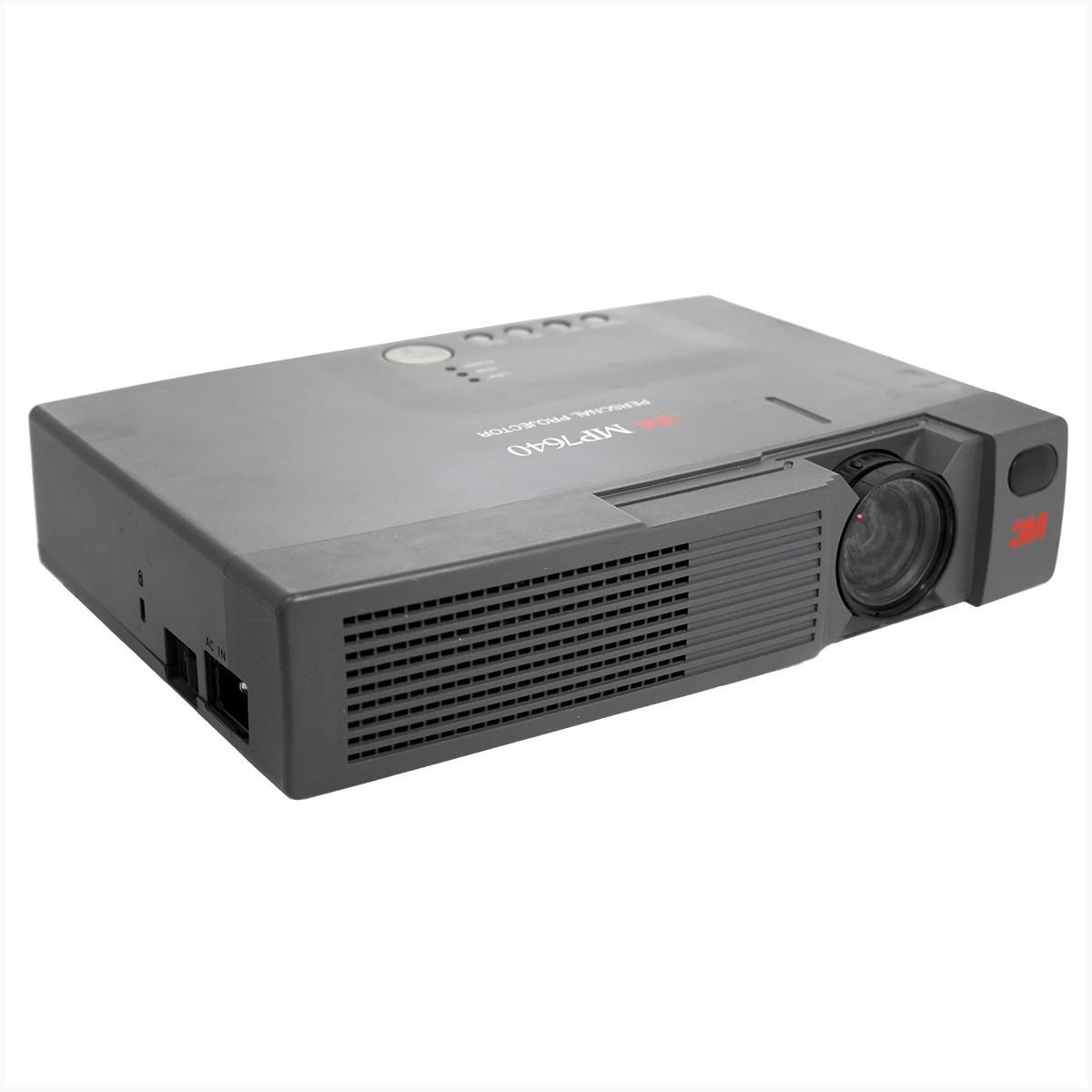Projetor 3M MP7640 - Usado