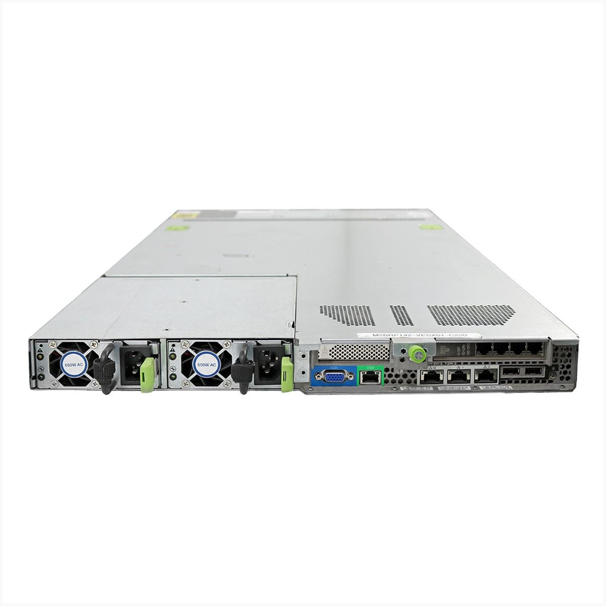 Servidor cisco c220m3 2x xeon e5-2643 16gb 1tb - usado