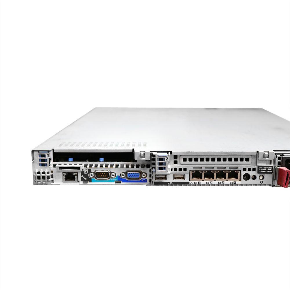 Servidor Dell PowerEdge R610 2x Xeon X5550 64GB 300GB - Usado