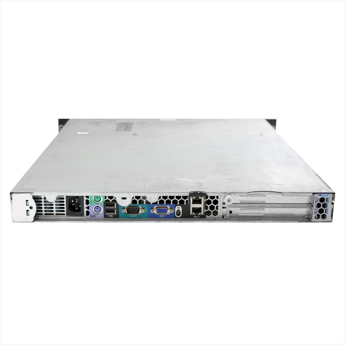 Servidor dell r200  xeon x3220 2gb 1tb - usado