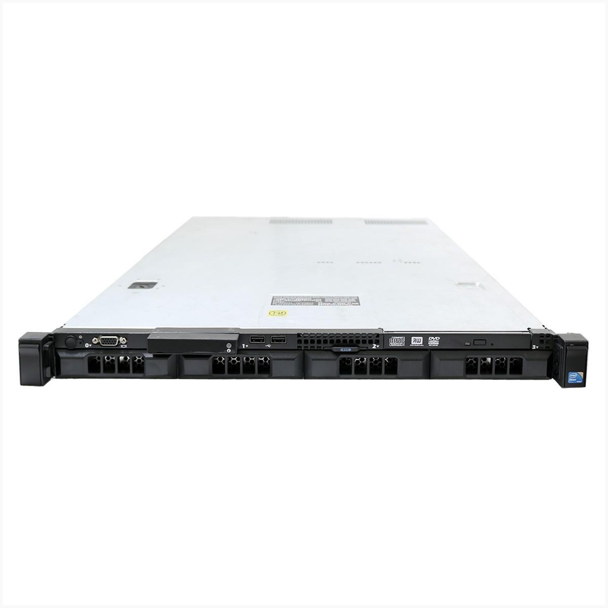 Servidor dell r310 2x intel xeon x3430 8gb 1tb - usado