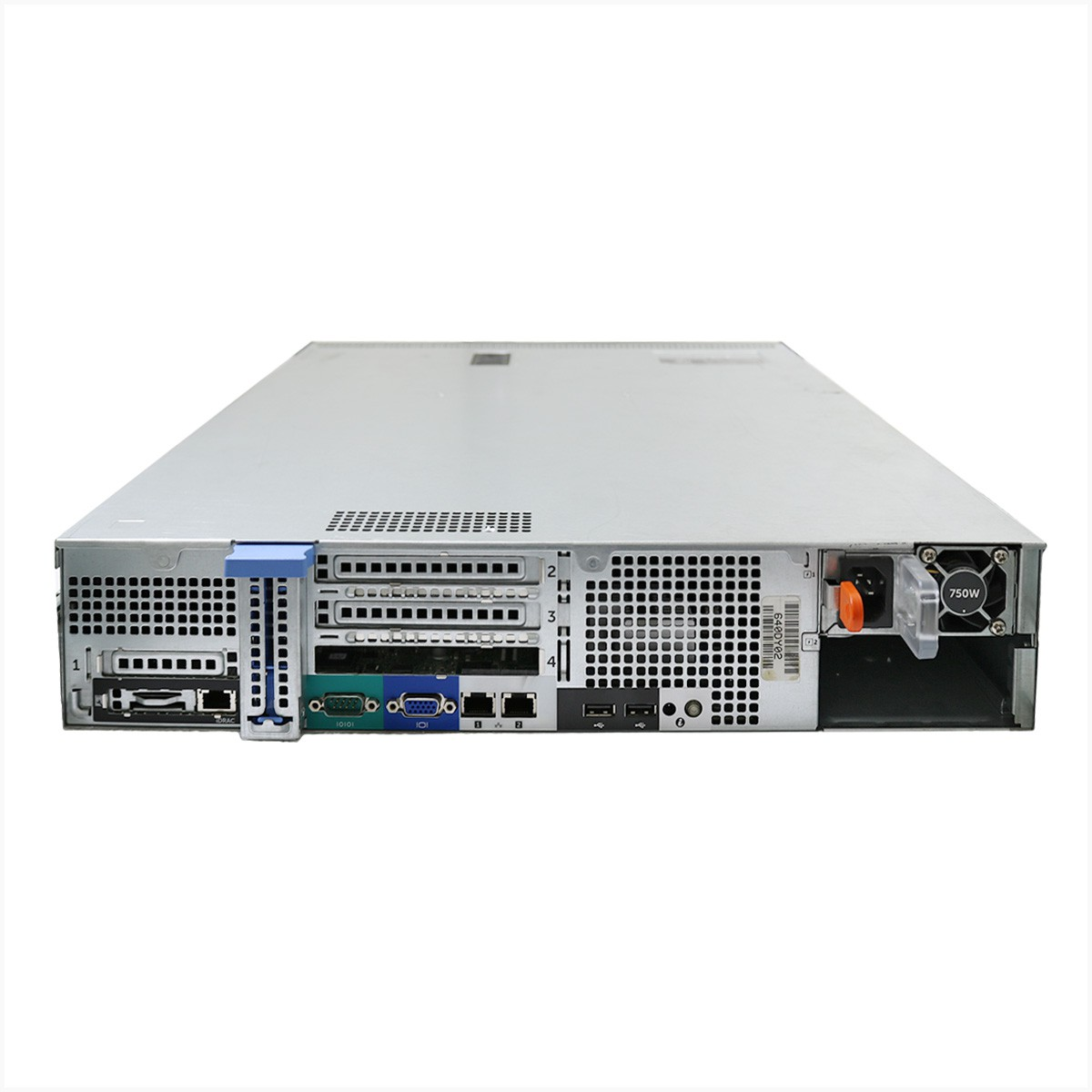 Servidor Dell R520 2x Xeon E5-2430 16gb 1Tb - Usado