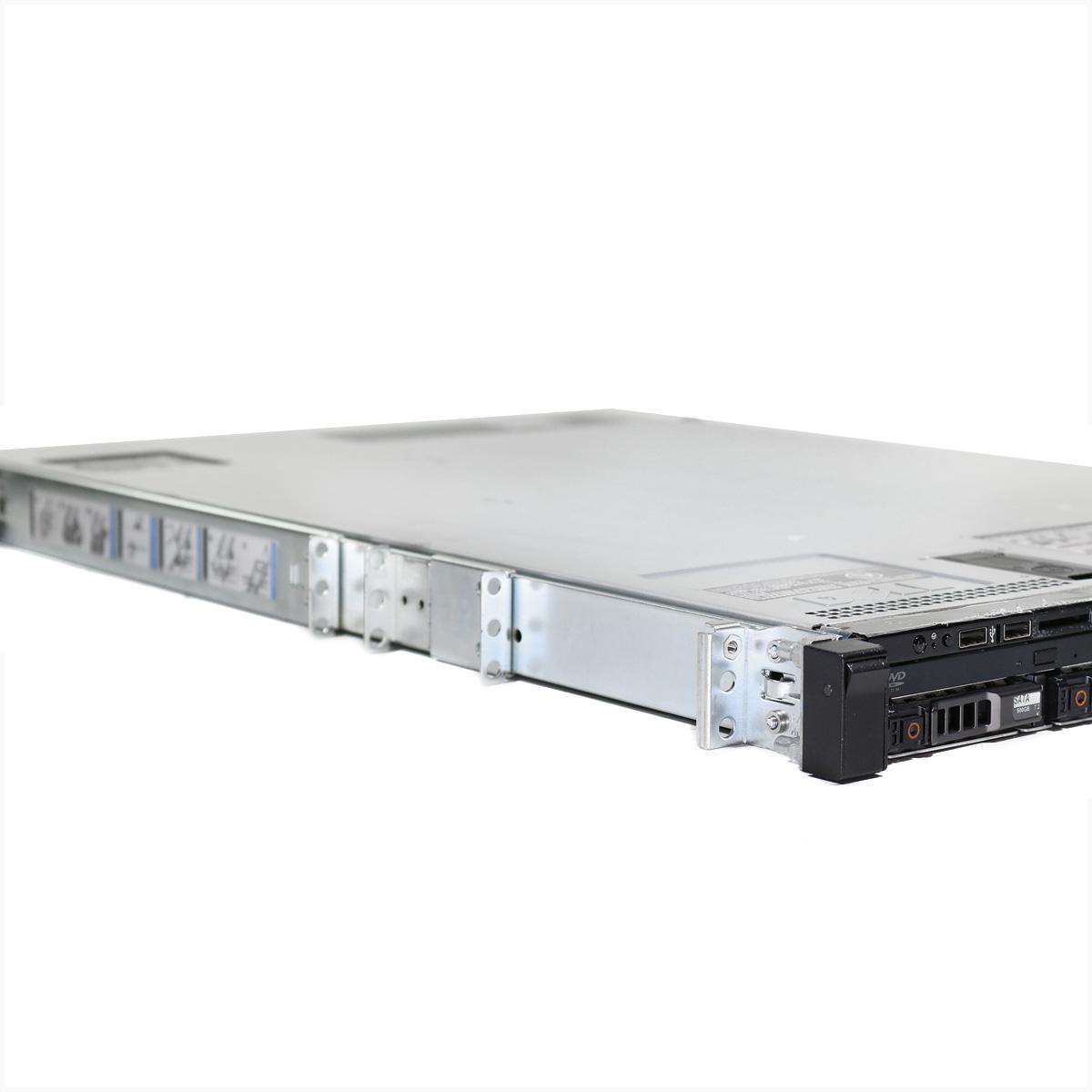 Servidor dell r620 xeon e5-2630 128gb 2x 1tb - usado