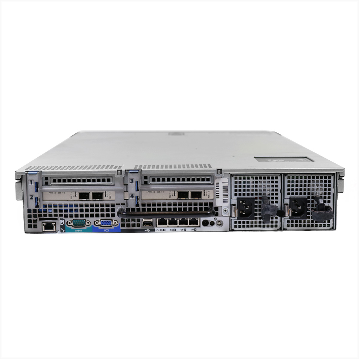 Servidor dell r710 xeon x5570 64gb 2x 1tb - usado