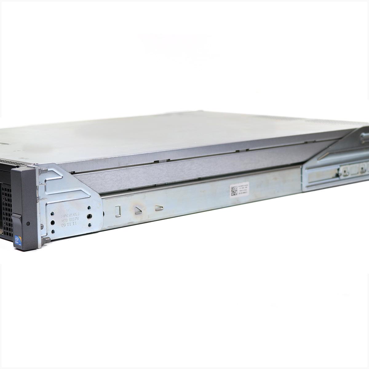 Servidor dell r710 2x xeon x5690 64gb 2x 1tb sas - usado